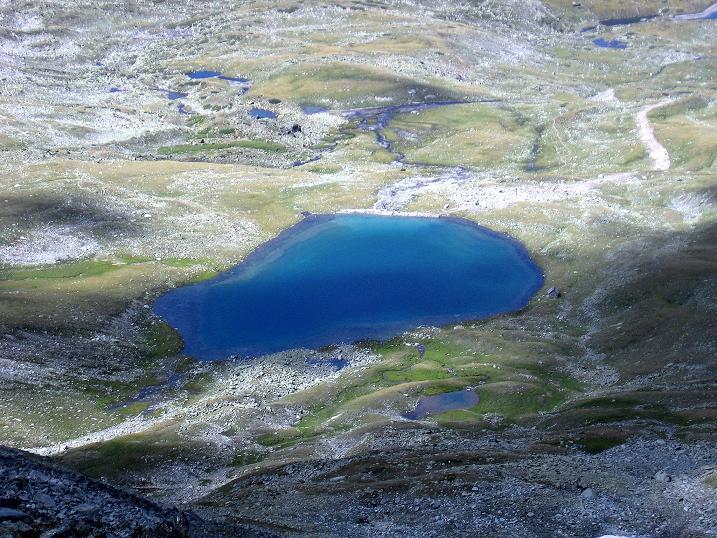 Foto: Andreas Koller / Wander Tour / Über den Augstbordgrat auf das Dreizehntenhorn (3052 m) / 07.09.2009 21:27:25