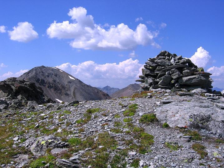 Foto: Andreas Koller / Wander Tour / Über den Augstbordgrat auf das Dreizehntenhorn (3052 m) / 07.09.2009 21:27:13