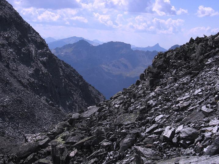 Foto: Andreas Koller / Wander Tour / Über den Augstbordgrat auf das Dreizehntenhorn (3052 m) / 07.09.2009 21:26:03