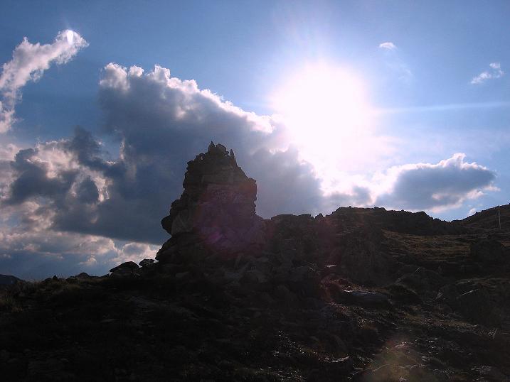 Foto: Andreas Koller / Wander Tour / Über den Augstbordgrat auf das Dreizehntenhorn (3052 m) / 07.09.2009 21:21:05