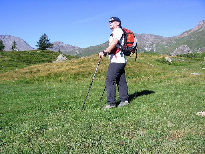 Foto: Andreas Koller / Wander Tour / Vom Simplonpass auf das Wasenhorn (3246 m) / 10.09.2009 00:01:34