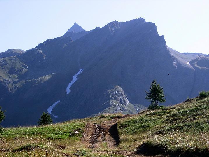 Foto: Andreas Koller / Wander Tour / Vom Simplonpass auf das Wasenhorn (3246 m) / 10.09.2009 00:01:17