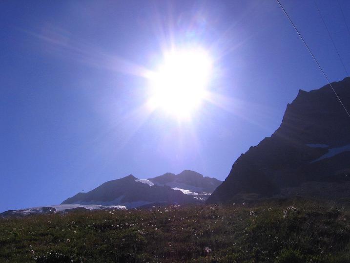Foto: Andreas Koller / Wander Tour / Vom Simplonpass auf das Wasenhorn (3246 m) / 10.09.2009 00:00:45