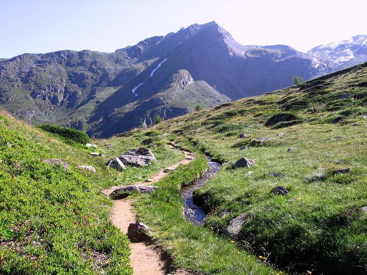 Foto: Andreas Koller / Wander Tour / Vom Simplonpass auf das Wasenhorn (3246 m) / 10.09.2009 00:00:19