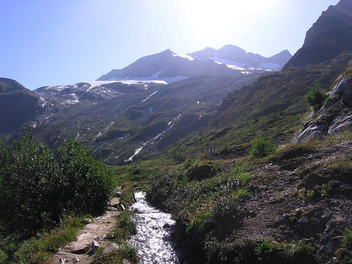 Foto: Andreas Koller / Wander Tour / Vom Simplonpass auf das Wasenhorn (3246 m) / 09.09.2009 23:59:44