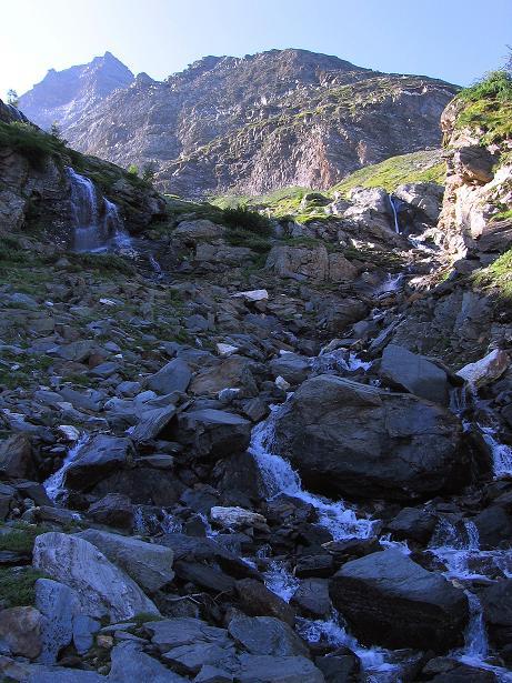 Foto: Andreas Koller / Wander Tour / Vom Simplonpass auf das Wasenhorn (3246 m) / 09.09.2009 23:59:15
