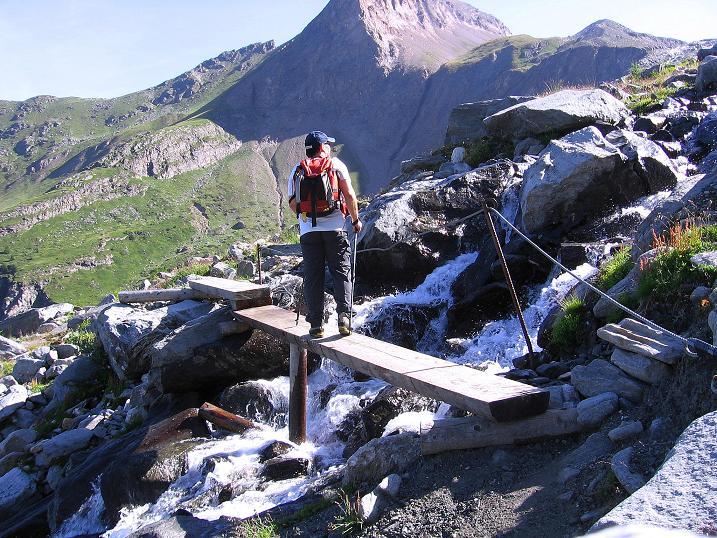 Foto: Andreas Koller / Wander Tour / Vom Simplonpass auf das Wasenhorn (3246 m) / 09.09.2009 23:59:07
