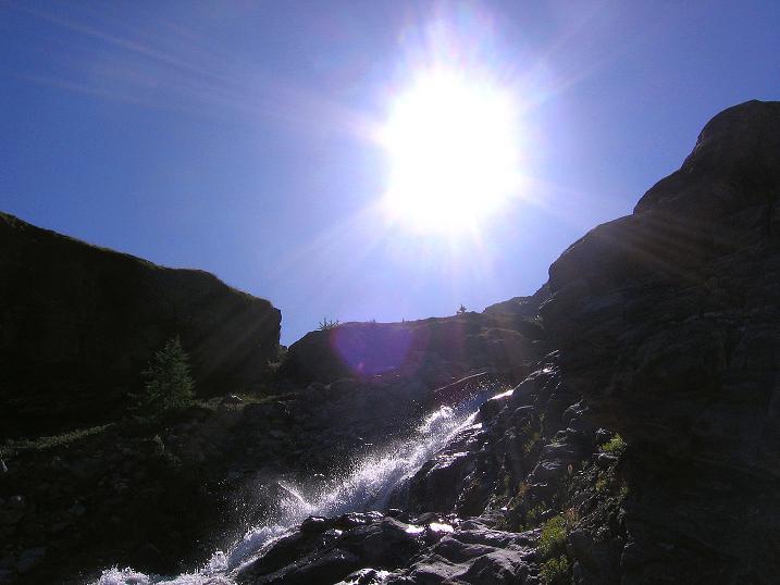 Foto: Andreas Koller / Wander Tour / Vom Simplonpass auf das Wasenhorn (3246 m) / 09.09.2009 23:58:50