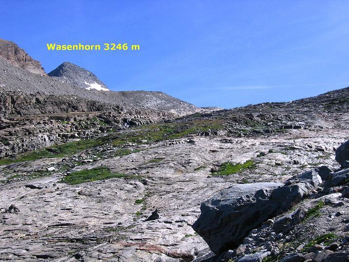 Foto: Andreas Koller / Wander Tour / Vom Simplonpass auf das Wasenhorn (3246 m) / 09.09.2009 23:57:59