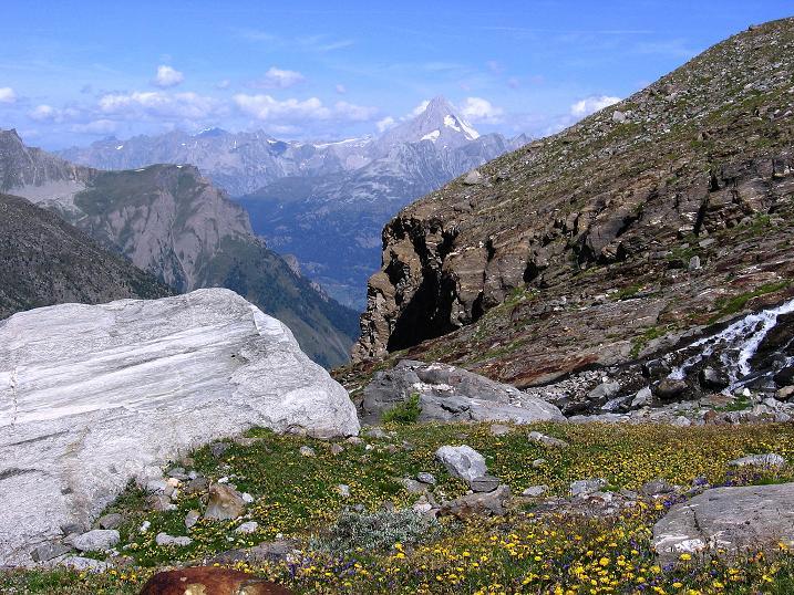 Foto: Andreas Koller / Wander Tour / Vom Simplonpass auf das Wasenhorn (3246 m) / 09.09.2009 23:57:33