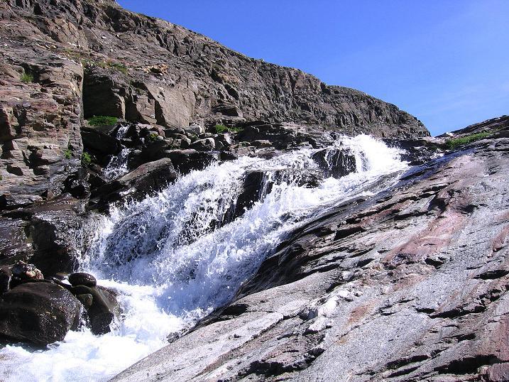Foto: Andreas Koller / Wander Tour / Vom Simplonpass auf das Wasenhorn (3246 m) / 09.09.2009 23:57:15