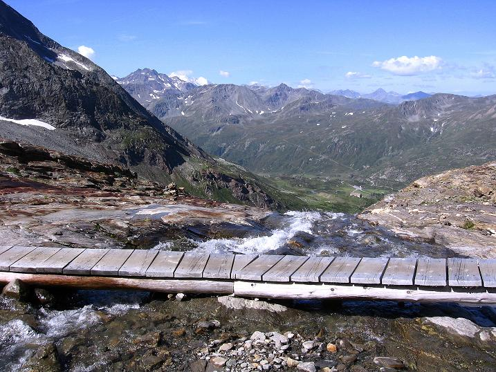 Foto: Andreas Koller / Wander Tour / Vom Simplonpass auf das Wasenhorn (3246 m) / 09.09.2009 23:57:06
