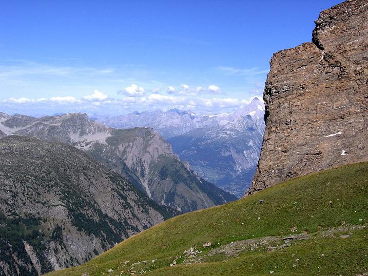 Foto: Andreas Koller / Wander Tour / Vom Simplonpass auf das Wasenhorn (3246 m) / 09.09.2009 23:56:49