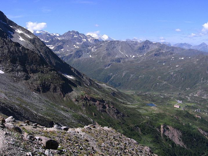 Foto: Andreas Koller / Wander Tour / Vom Simplonpass auf das Wasenhorn (3246 m) / 09.09.2009 23:56:41
