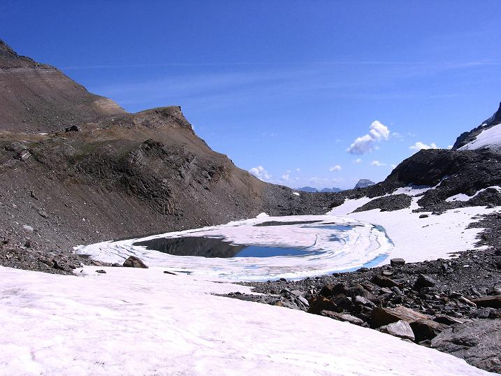 Foto: Andreas Koller / Wander Tour / Vom Simplonpass auf das Wasenhorn (3246 m) / 09.09.2009 23:56:09