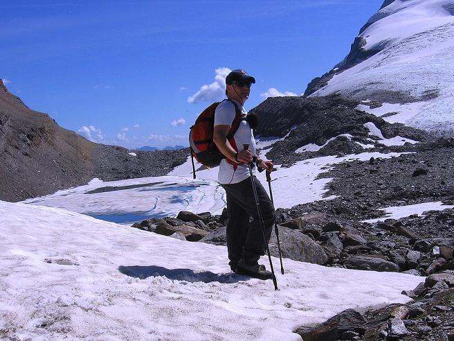 Foto: Andreas Koller / Wander Tour / Vom Simplonpass auf das Wasenhorn (3246 m) / 09.09.2009 23:56:01