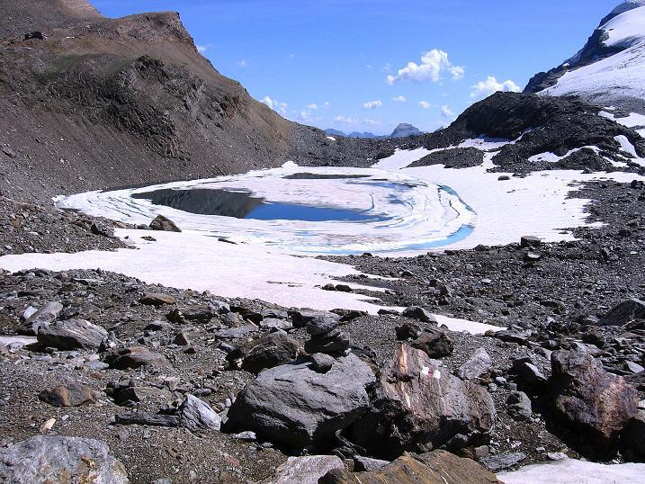Foto: Andreas Koller / Wander Tour / Vom Simplonpass auf das Wasenhorn (3246 m) / 09.09.2009 23:55:46