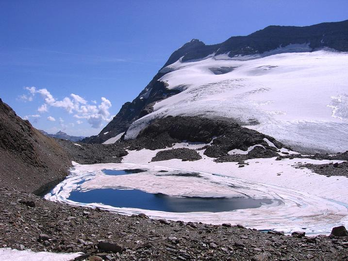 Foto: Andreas Koller / Wander Tour / Vom Simplonpass auf das Wasenhorn (3246 m) / 09.09.2009 23:55:28