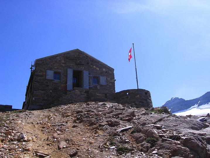 Foto: Andreas Koller / Wander Tour / Vom Simplonpass auf das Wasenhorn (3246 m) / Cabana Monte Leone / 09.09.2009 23:55:21