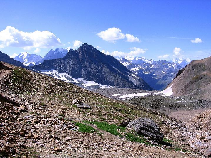 Foto: Andreas Koller / Wander Tour / Vom Simplonpass auf das Wasenhorn (3246 m) / 09.09.2009 23:54:37