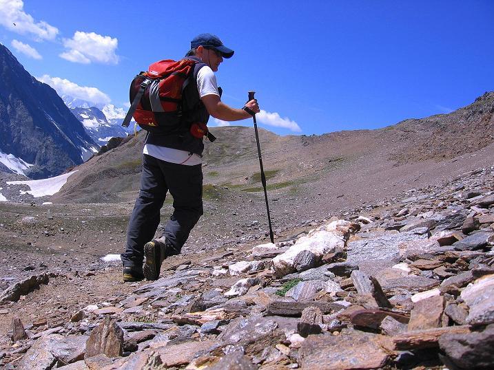Foto: Andreas Koller / Wander Tour / Vom Simplonpass auf das Wasenhorn (3246 m) / 09.09.2009 23:54:09