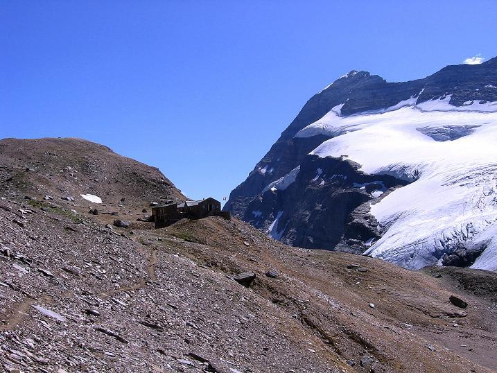 Foto: Andreas Koller / Wander Tour / Vom Simplonpass auf das Wasenhorn (3246 m) / 09.09.2009 23:54:00