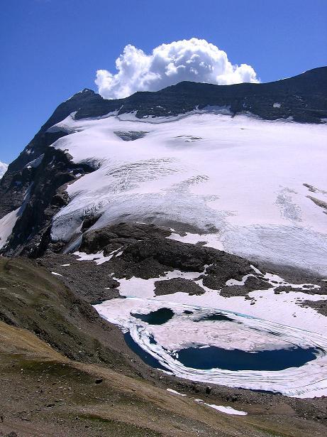Foto: Andreas Koller / Wander Tour / Vom Simplonpass auf das Wasenhorn (3246 m) / 09.09.2009 23:52:52
