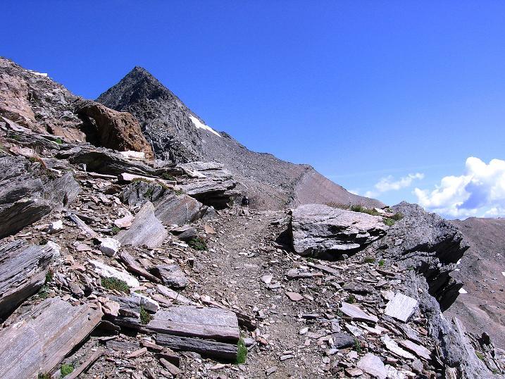 Foto: Andreas Koller / Wander Tour / Vom Simplonpass auf das Wasenhorn (3246 m) / 09.09.2009 23:52:44