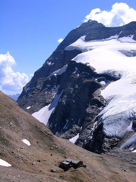 Foto: Andreas Koller / Wander Tour / Vom Simplonpass auf das Wasenhorn (3246 m) / 09.09.2009 23:51:58