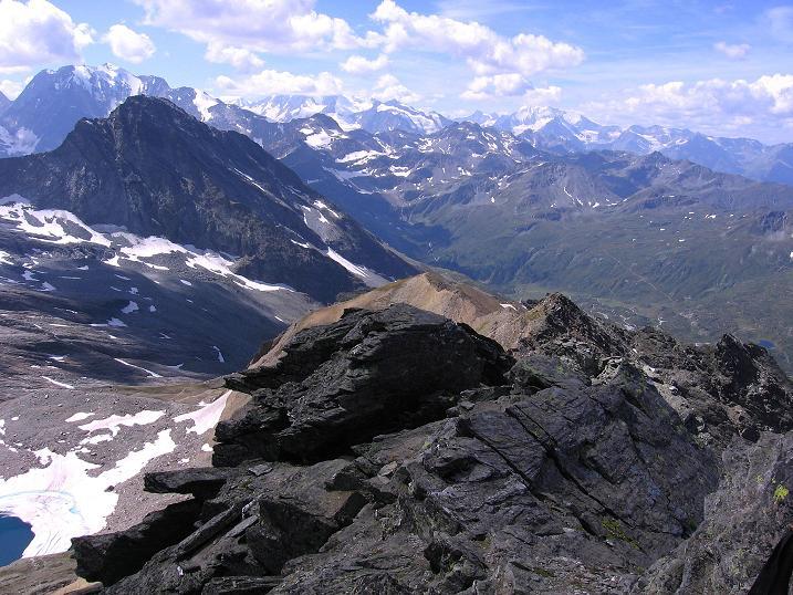 Foto: Andreas Koller / Wander Tour / Vom Simplonpass auf das Wasenhorn (3246 m) / 09.09.2009 23:51:46
