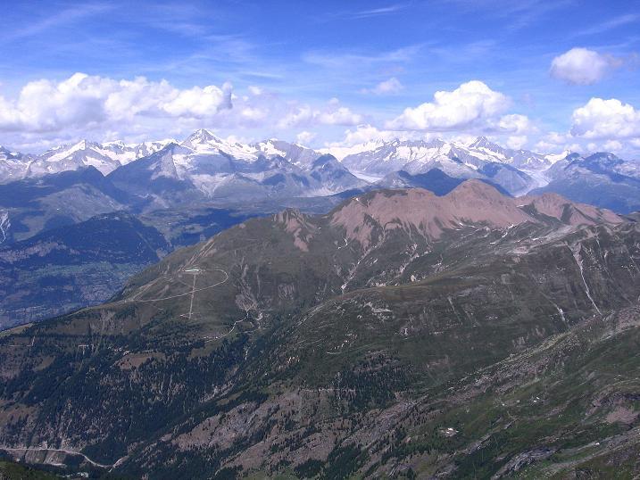 Foto: Andreas Koller / Wander Tour / Vom Simplonpass auf das Wasenhorn (3246 m) / 09.09.2009 23:50:11