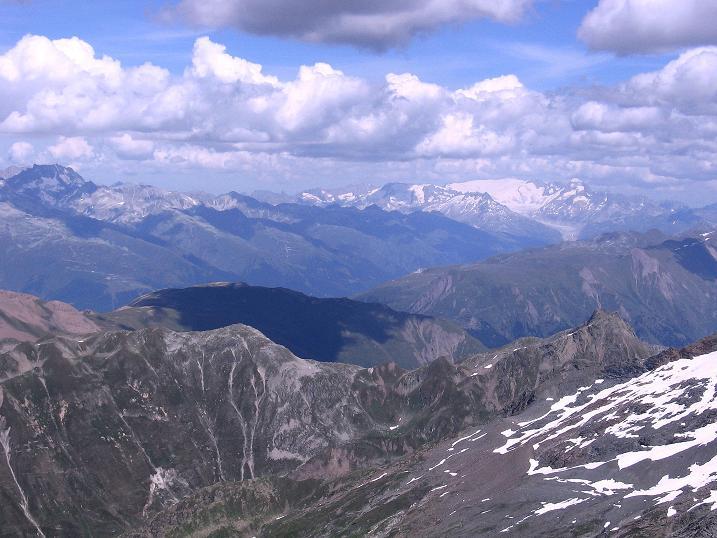 Foto: Andreas Koller / Wander Tour / Vom Simplonpass auf das Wasenhorn (3246 m) / 09.09.2009 23:50:00