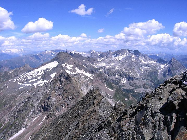 Foto: Andreas Koller / Wander Tour / Vom Simplonpass auf das Wasenhorn (3246 m) / 09.09.2009 23:49:35