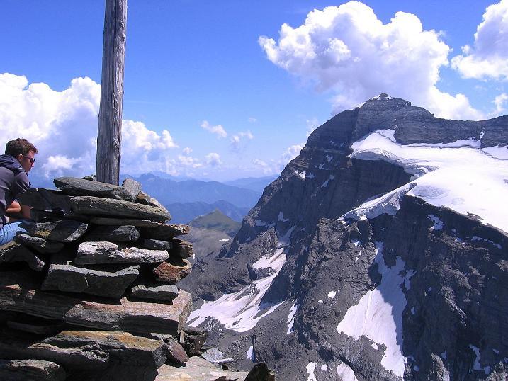Foto: Andreas Koller / Wander Tour / Vom Simplonpass auf das Wasenhorn (3246 m) / 09.09.2009 23:49:26