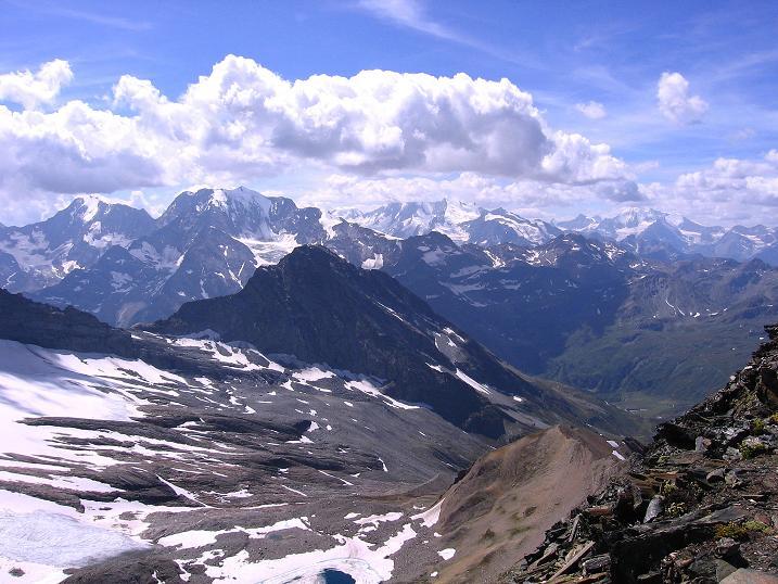 Foto: Andreas Koller / Wander Tour / Vom Simplonpass auf das Wasenhorn (3246 m) / 09.09.2009 23:49:17