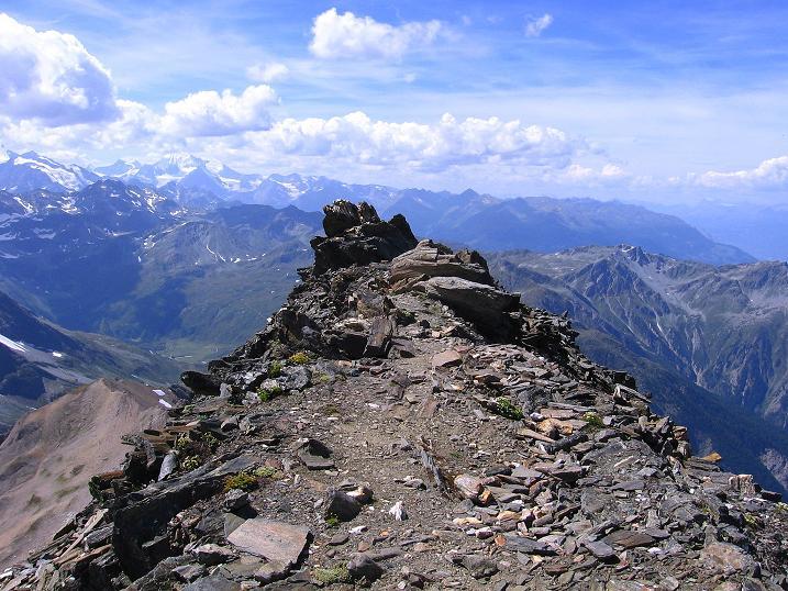 Foto: Andreas Koller / Wander Tour / Vom Simplonpass auf das Wasenhorn (3246 m) / 09.09.2009 23:49:02