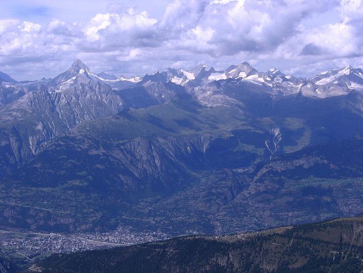 Foto: Andreas Koller / Wander Tour / Vom Simplonpass auf das Wasenhorn (3246 m) / 09.09.2009 23:48:53