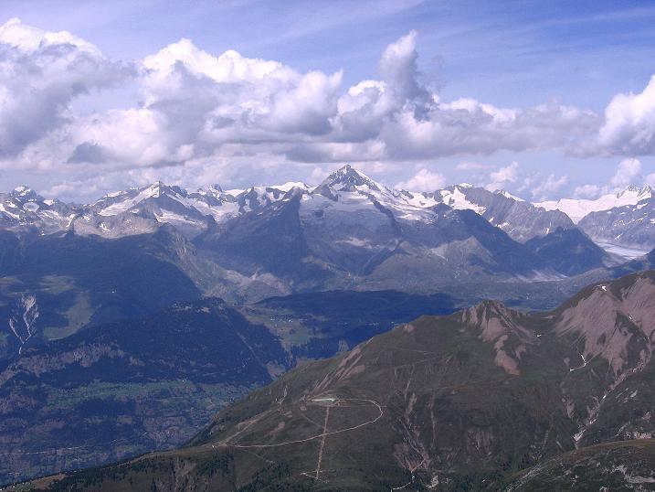 Foto: Andreas Koller / Wander Tour / Vom Simplonpass auf das Wasenhorn (3246 m) / 09.09.2009 23:48:32