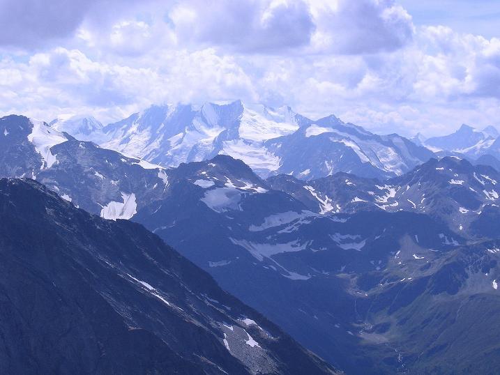 Foto: Andreas Koller / Wander Tour / Vom Simplonpass auf das Wasenhorn (3246 m) / 09.09.2009 23:47:39