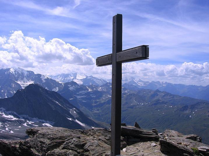 Foto: Andreas Koller / Wander Tour / Vom Simplonpass auf das Wasenhorn (3246 m) / 09.09.2009 23:47:30