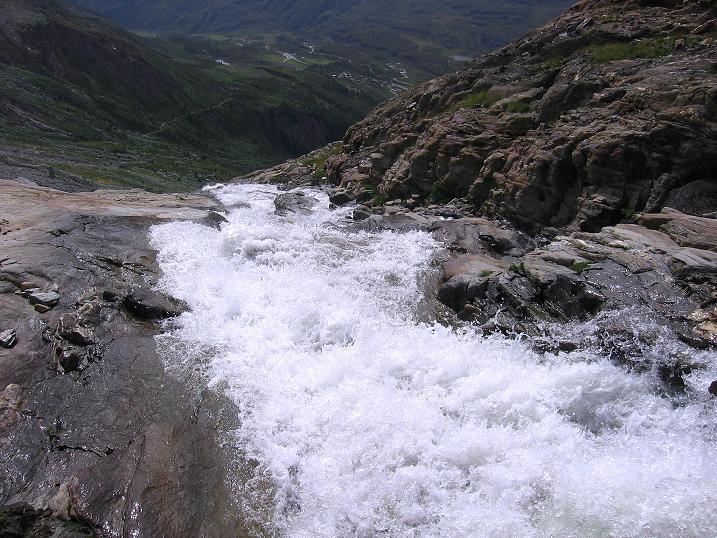 Foto: Andreas Koller / Wander Tour / Vom Simplonpass auf das Wasenhorn (3246 m) / 09.09.2009 23:45:13