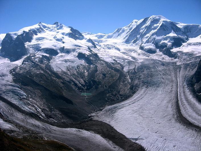 Foto: Andreas Koller / Wander Tour / Über den Hohtälligrat auf das Stockhorn (3532 m) / 13.09.2009 23:50:33