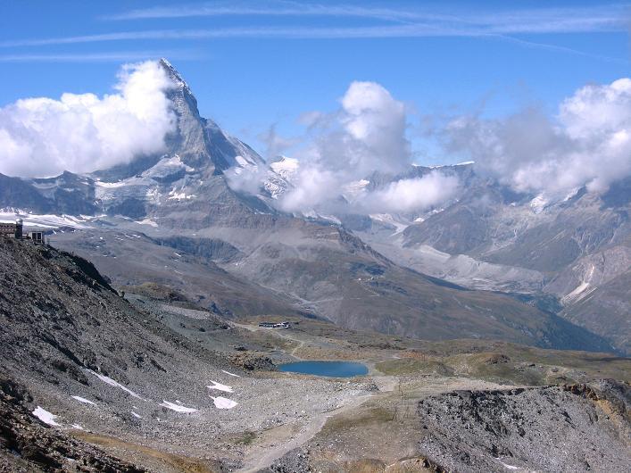 Foto: Andreas Koller / Wander Tour / Über den Hohtälligrat auf das Stockhorn (3532 m) / 13.09.2009 23:50:10