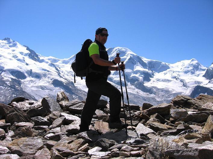 Foto: Andreas Koller / Wander Tour / Über den Hohtälligrat auf das Stockhorn (3532 m) / 13.09.2009 23:49:23