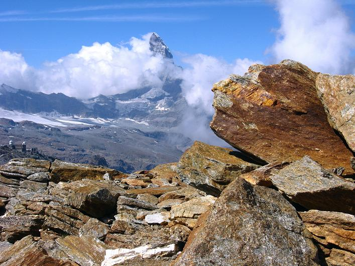 Foto: Andreas Koller / Wander Tour / Über den Hohtälligrat auf das Stockhorn (3532 m) / 13.09.2009 23:48:52