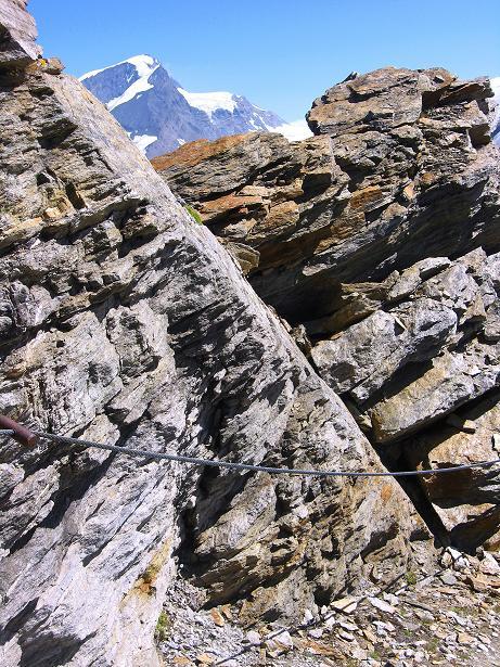 Foto: Andreas Koller / Wander Tour / Über den Hohtälligrat auf das Stockhorn (3532 m) / 13.09.2009 23:48:45