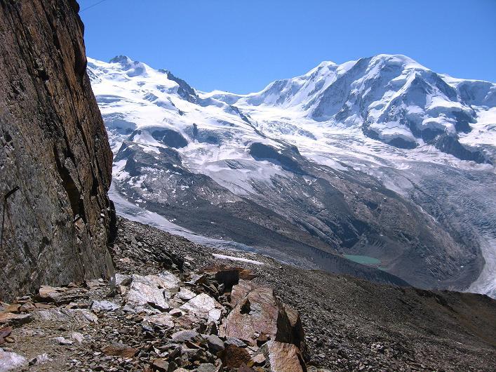 Foto: Andreas Koller / Wander Tour / Über den Hohtälligrat auf das Stockhorn (3532 m) / 13.09.2009 23:48:36
