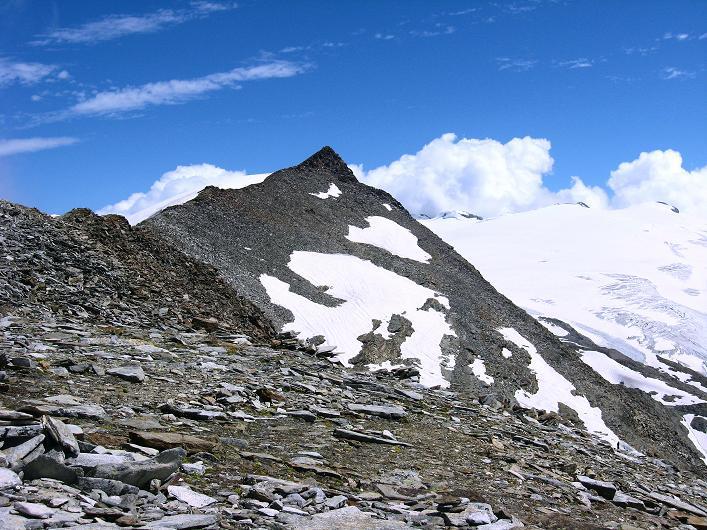 Foto: Andreas Koller / Wander Tour / Über den Hohtälligrat auf das Stockhorn (3532 m) / Stockhorn / 13.09.2009 23:46:47