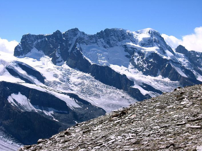 Foto: Andreas Koller / Wander Tour / Über den Hohtälligrat auf das Stockhorn (3532 m) / 13.09.2009 23:46:24