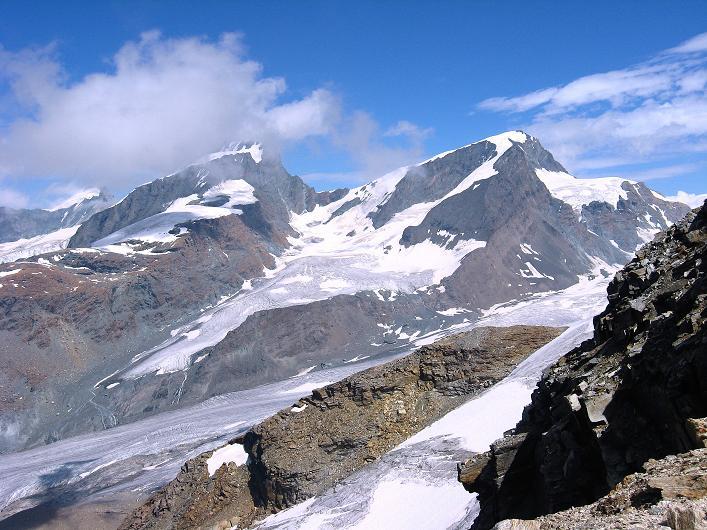 Foto: Andreas Koller / Wander Tour / Über den Hohtälligrat auf das Stockhorn (3532 m) / 13.09.2009 23:46:14